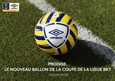 BALLON UMBRO COUPE DE LA LIGUE