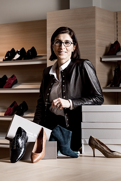 LILIANE LÉOPOLD-ROYER, DIRECTRICE ACHATS ET SOURCING PÔLE JUNIOR, MODE ET RETAIL - MANAGING DIRECTOR ROYER INDIA